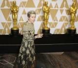 Актриса Фрэнсис Попросил меня украли на вечеринке в честь Оскара