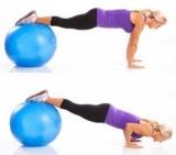 Гимнастика с мячом: комплекс лучших упражнений