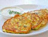 Простой рецепт оладий из кабачков с фото пошагово