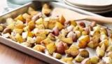 Картошка по-домашнему в духовке: рецепт приготовления с фото