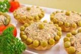 Как приготовить тарталетки с куриной печенью