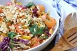 Салат с арахисом - полезная еда может быть вкусной!