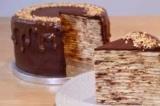 Готовим блинный торт с вареной сгущенкой: рецепты, секреты приготовления блинов и крема