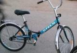 Обзор велосипеда STELS Pilot 710 складной