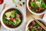 Азиатские супы: названия, рецепты приготовления, ингредиенты